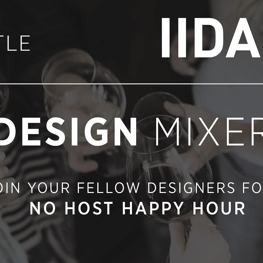 Seattle Design Mixer - Postponed