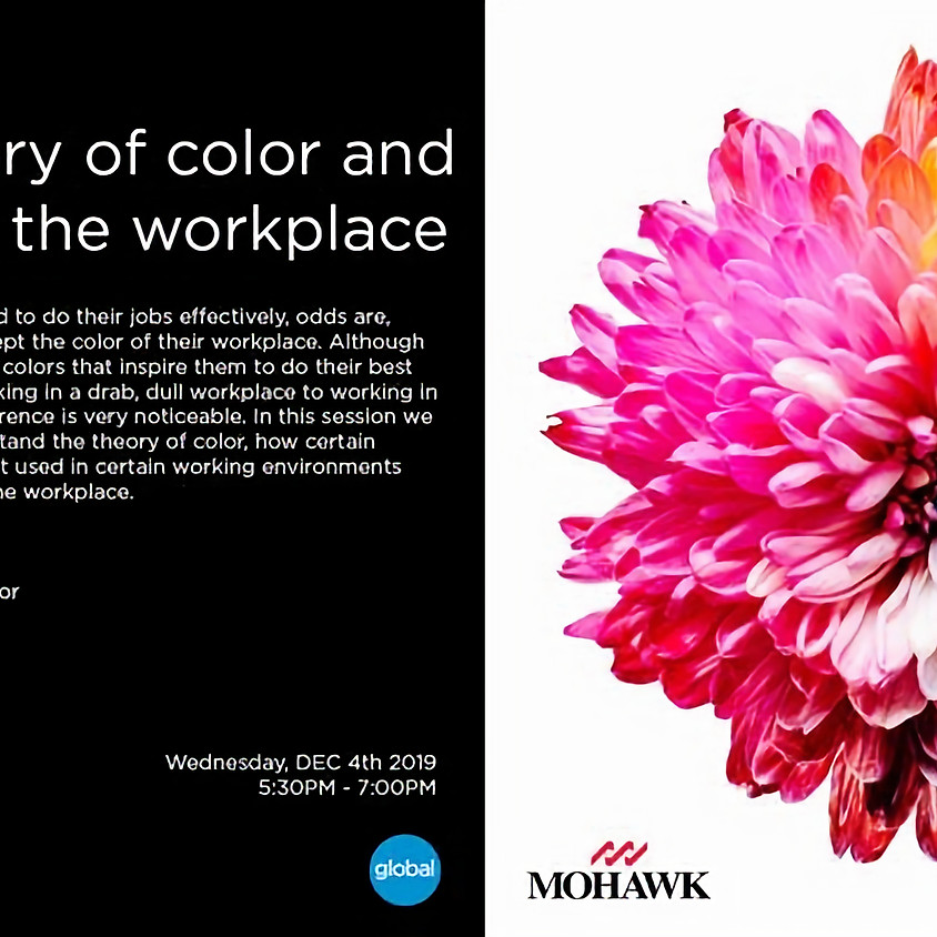 Industry CEU / The Theory of Color and How It Affects the Workplace
