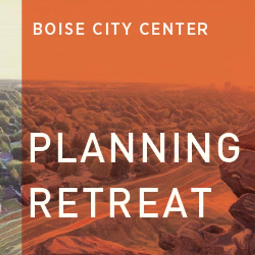 Boise Planning Retreat