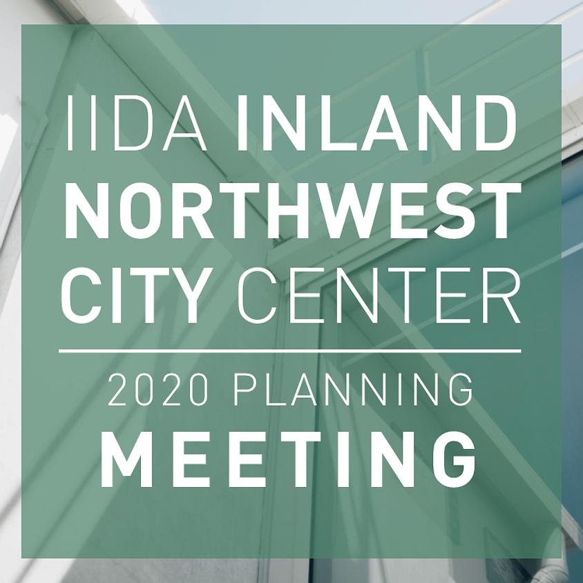 Inland Northwest City Center Planning Meeting