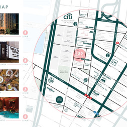 Tribeca Map
