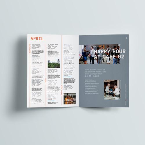 Programs Pamphlet