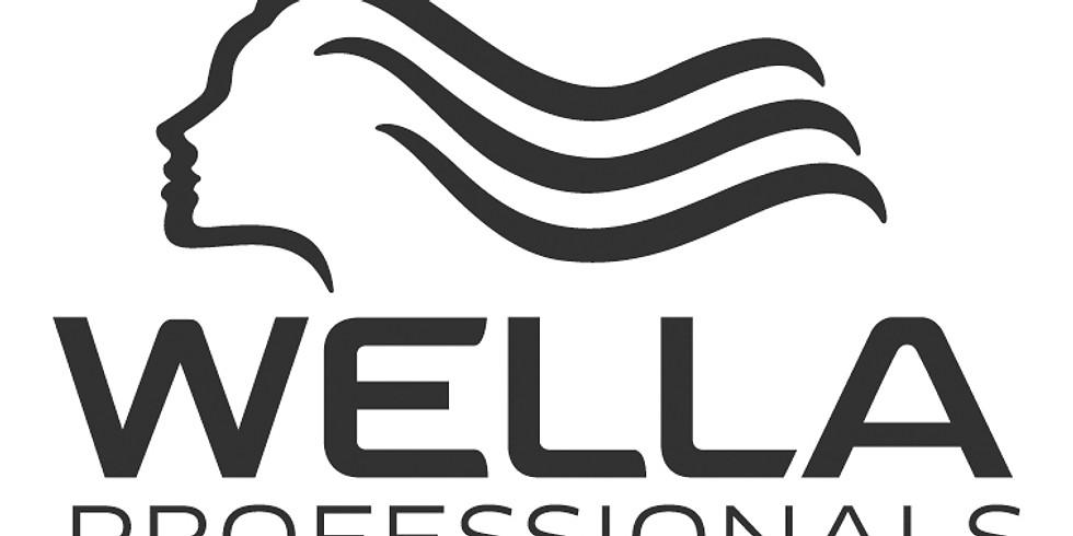 Einladung von Wella Professionals ins Studio Düsseldorf