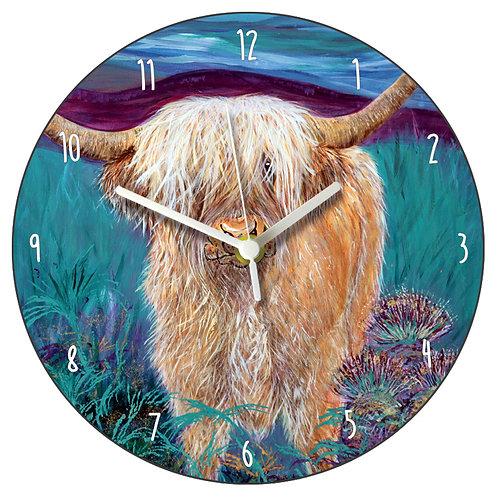 Flora Clock