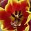 Thumbnail: Perle méchée compatible Pandora - Bijou méché