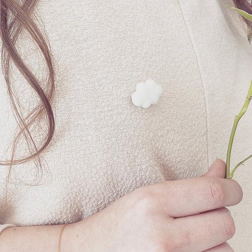 Andrea - Broche au lait maternel