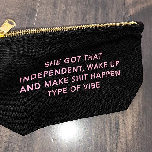 IndependentMakeup Bag