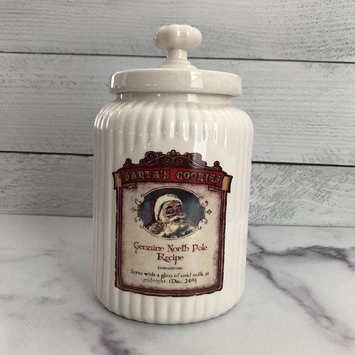 Santa's Cookie Jar