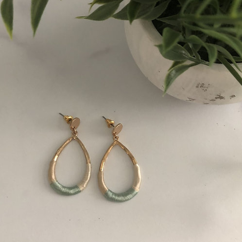 Minty Earrings