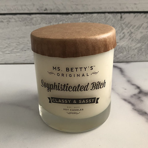 Soyphisticated Bitch Candle