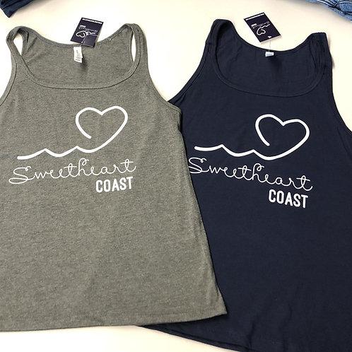 Sweetheart Coast Tank Tops