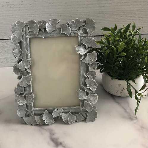 Grey Wash Picture Frame