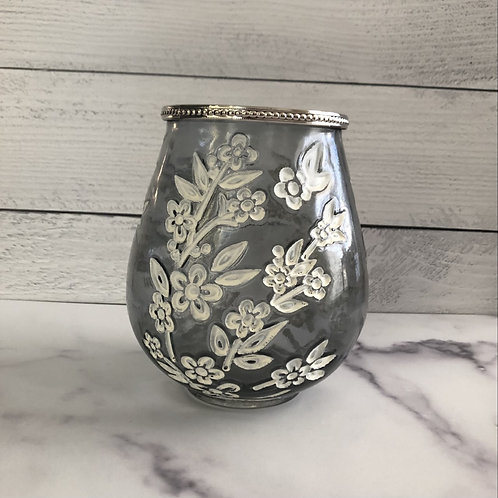 Desert Blooms Candle Holder