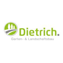 Logo Dietrich Gartenbau