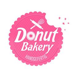 Donut Bakery Logo 4
