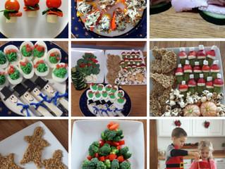 Healthy Holiday Snacks