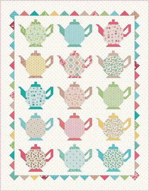 Granny's Teapot Pattern by Lori Holt