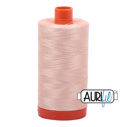 Flesh (2205) - Aurifil 50 Wt Thread