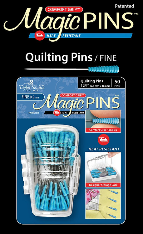 Magic Pins Quilting /Fine 50pc