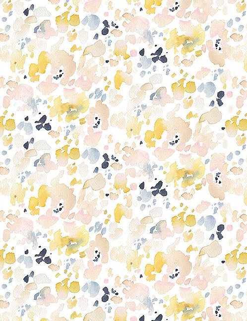 Abstract Wash Yardage - Meant to Bee Collection