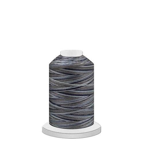 Brushed Nickel - Harmony Variegated 40 WT Thread