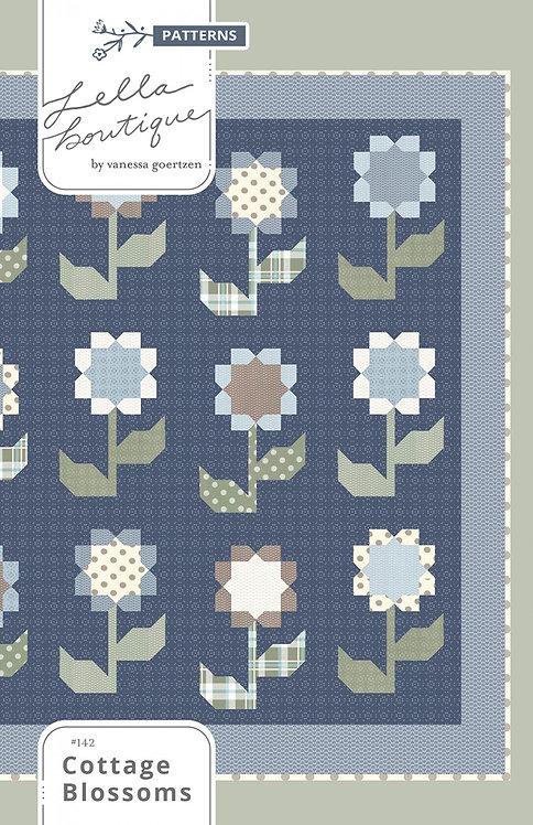 Cottage Blossoms Pattern