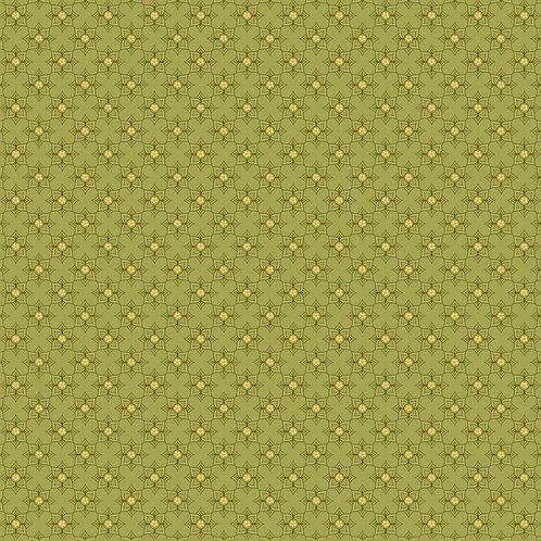 Green Sunshine and Cotton Yardage - Farm Girls Unite Collection