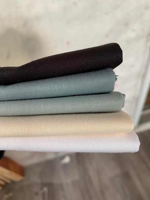 Confetti Cotton Fat Quarters - Neutrals