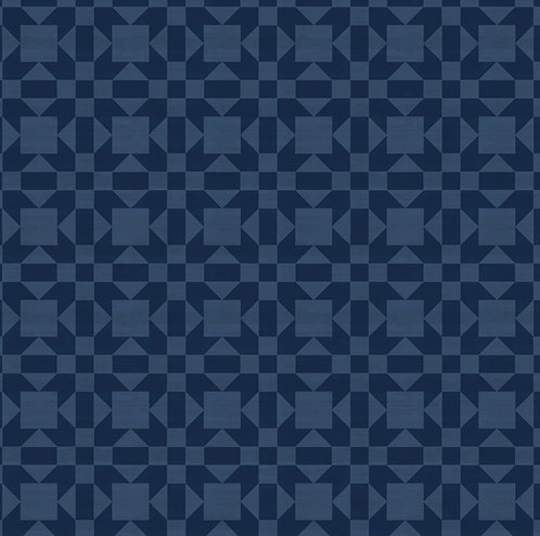 Barn Quilts Blue