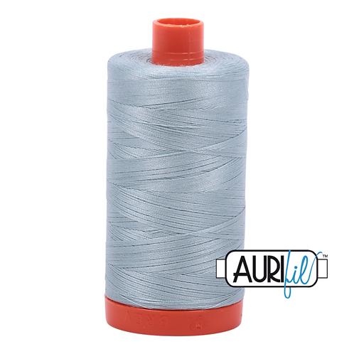 Bright Grey Blue (2847) - Aurifil 50 Wt Thread