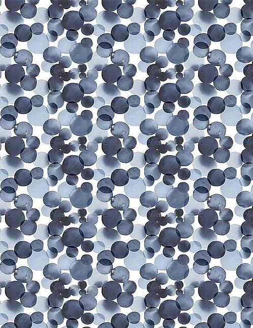 Bubbles Yardage - Meant to Bee Collection