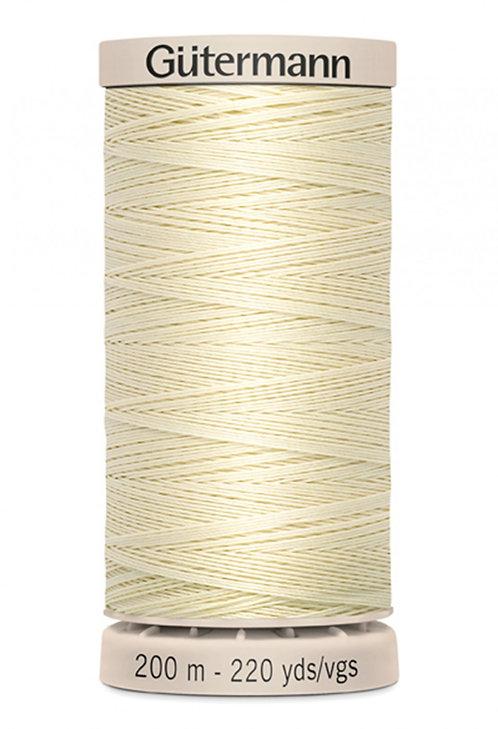 Light Pearl (0919) - Hand Quilting Gütermann Thread