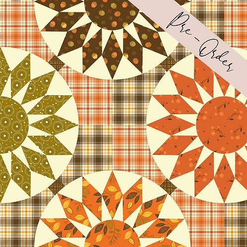Cheater Print - Adel in Autumn Yardage