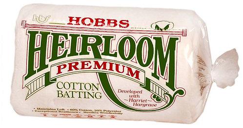 """Heirloom Premium Cotton Blend 80/20 - 90"""" x 108"""""""