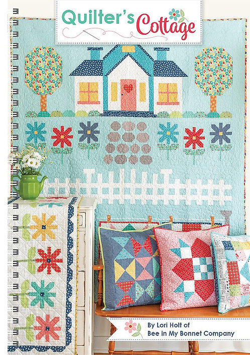 Quilter's Cottage Quilt Book