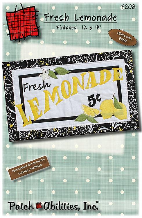 Fresh Lemonade Pattern