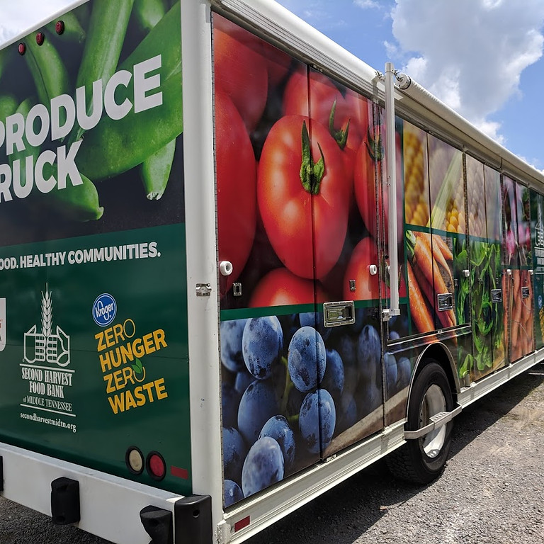 Second Harvest Food Truck Delivery (11/26/19) (2)