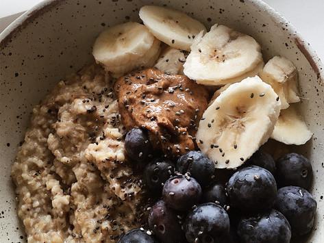 Oatmeal Breakfast Bowl Recipe