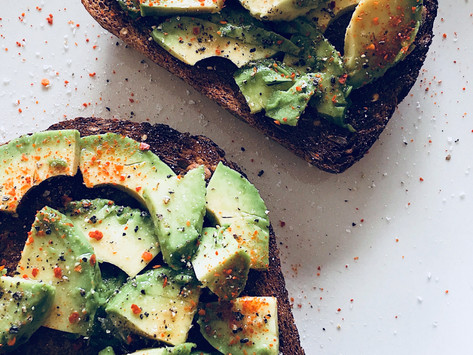 The Perfect Avocado Toast