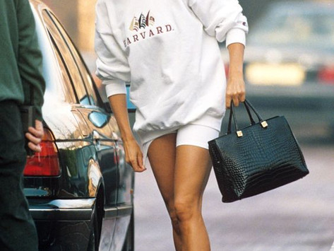 Princess Diana - A 90's Style Icon