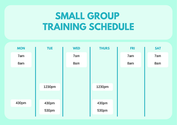 Small group Training schedule.png