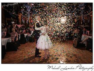 The wedding of Joanne & Michael