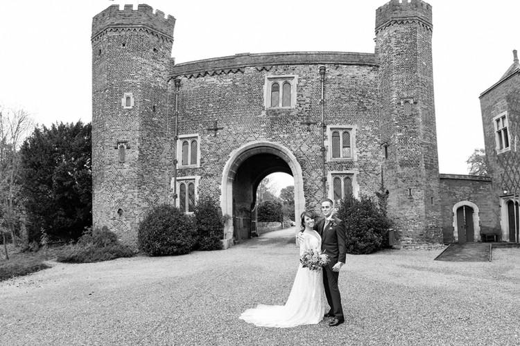 Wedding Hodsock Priory