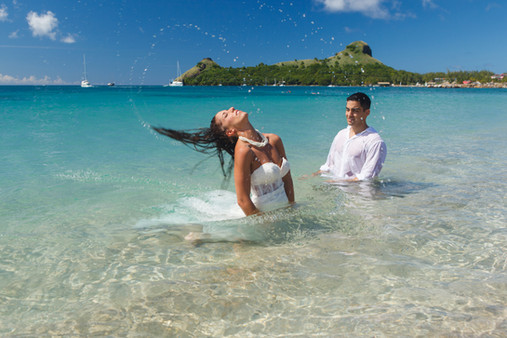 Treasure the dress - Destination Wedding