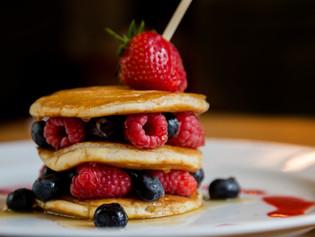 Food Photography - Pancakes
