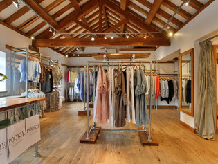 Commercial Photography Boutique silkstone