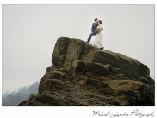 The wedding of Michelle & Andrew - Derbyshire