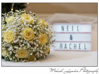 Rachel & Neil's Wedding Day