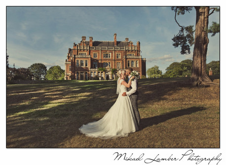 Wedding Rossington Hall