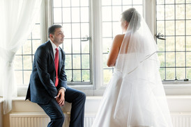 Whirlowbrook Hall wedding photography